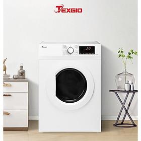 Máy sấy quần áo Texgio thông hơi TGDV802 8Kg-Hàng nhập khẩu nguyên chiếc