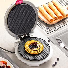 Máy nướng bánh, làm vỏ ốc quế, làm bánh cuộn giòn rụm TS2618 công suất 750W nhỏ gọn dễ dàng di chuyển