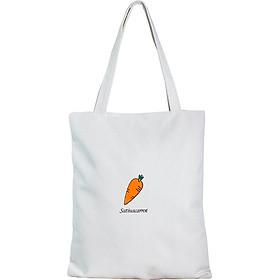Túi Vải Đeo Vai Tote Bag Carot XinhStore