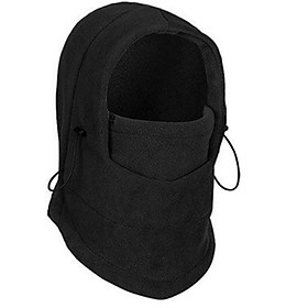 Thermal Warm Fleece Balaclava Bike Bicycle Cycle Face Mask Snood Hood Neck Scarf