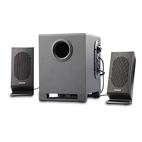 Edifier (EDIFIER) R86 Jingdong version bass small steel gun 2.1 multimedia speakers sound black