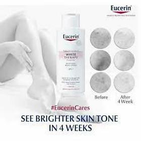 Sữa dưỡng thể sáng da Eucerin SPF7 250ml