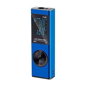 Handheld Rangefinder Digital Mini Distance Measuring Meter Portable Electronic Space Measurement Device for Area Volume