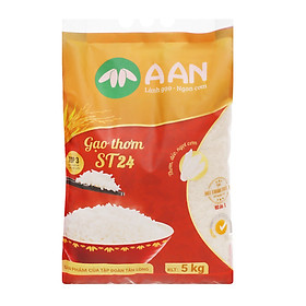 Gạo dẻo ST24 - túi 5kg