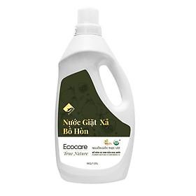 Nước giặt xả hữu cơ Bồ Hòn Ecocare tinh dầu Hoa Bưởi 1000ml