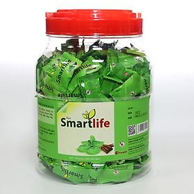 Kẹo ngậm ho Smartlife giúp giảm sưng và rát họng, hộp 300 viên