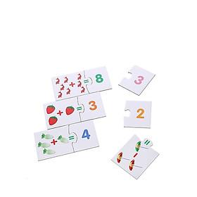 Đồ chơi học đếm Miniso cho trẻ từ 3 tuổi - Hàng chính hãng