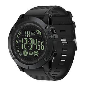 Đồng hồ thông minh nam chuyên nghiệp chống nước 5ATM, nhắc nhở cuộc gọi Bluetooth, đồng hồ báo thức kỹ thuật số