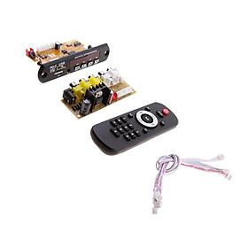 40 W Bluetooth Siêu Trầm Loa Bass Bảng Mạch Khuếch Đại MP3 & TF USB FM