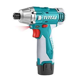 Máy siết viết dùng pin Li-on Total 12V TIDLI228121 (2 pin - 2 mũi khoan)