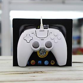 Tay Cầm Chơi Game USB Nazar V44 - Hàng Nhập Khẩu (Màu ngẫu nhiên)