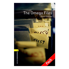 Oxford Bookworms Library (3 Ed.) 1: The Omega Files - Short Stories Audio CD Pack