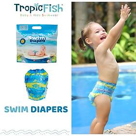 TropicFish Baby Swimdiaper Size S, M, L (3pcs/ Bag)/ Tã Quần Bơi Cho Bé TropicFish Size S, M, L (3 miếng/ Túi)