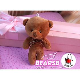 Móc Khóa Gấu Bông Siêu Đáng Yêu Cho Các Nàng Lựa Chọn E0012