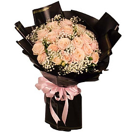 Bó hoa tươi - Pink Baby 3939