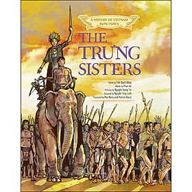 A History Of Vn In Pictures. The Trung Sisters (In Colour)