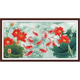 Tranh Canvas nghệ thuật | Tranh Canvas treo tường | Tranh Canvas trang trí | Canvas_3DPQ_070