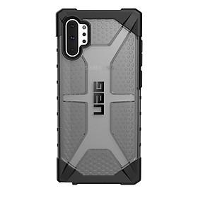 Ốp lưng Galaxy Note 10 Plus UAG Plasma chống sốc USA( Xám trắng)-Hàng chính hãng