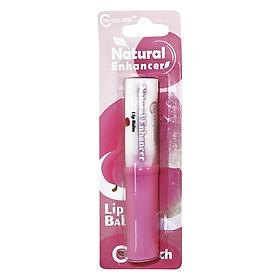 Kem dưỡng sáng môi tự nhiên iLoVeggie Natural Enhancer Lip Balm x 10 cái