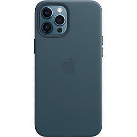 Ốp Lưng Magsafe Apple Leather Case Dành Cho iPhone 12 mini / iPhone 12 / iPhone 12 Pro / iPhone 12 Promax - Hàng Chính Hãng
