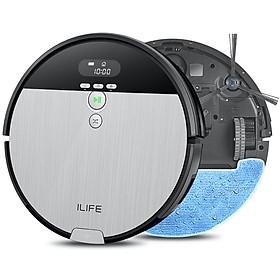 Robot hút bụi lau sàn ILife V8s phiên bản EU - Hàng Chính Hãng