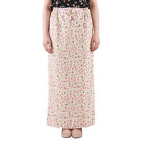 Váy Chống Nắng Thun 2 Lớp Mật Fashion VCNT2L Freesize- Giao Màu Ngẫu Nhiên