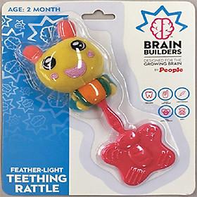 Đồ Chơi Trẻ Sơ Sinh 1 Tháng | Phát Triển Thị Giác Feather Light - Brain Builder BB064