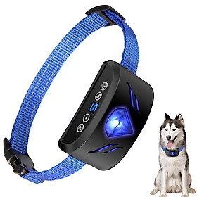 Vòng cổ chống chó sủa 7 cấp độ kèm đèn LED Aturos N1 Dog Collar - Hàng nhập khẩu
