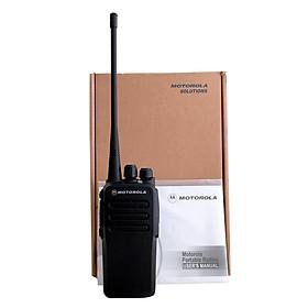 Bộ đàm Motorola GP 3588 Plus(Đen) - Công suất lớn 12W - Hàng chính hãng