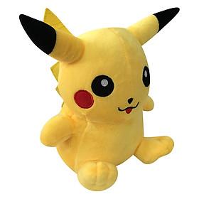 Thú Nhồi Bông Pikachu 1 (22 × 18 × 11 cm)