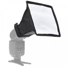 Hộp Tản Sáng Đèn Flash – Miếng Che Tản Sáng Cho Đèn Flash – Phụ Kiện Chụp Ảnh Chuyên Nghiệp