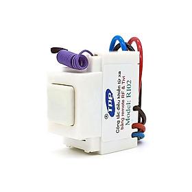 Công tắc điều khiển từ xa IR + RF lắp mặt Panasonic TPE RI02