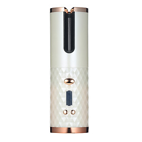 Máy uốn tóc tự động không dây XH-886 kèm lược, túi đựng và sạc USB