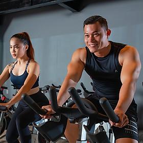 [HCM] GoldSport - 30 ngày tập Gym + GroupX + Yoga không giới hạn tặng 1 session PT + 1 Inbody