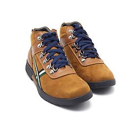 Giày vải nam, giày sneaker cổ cao nam chạy bộ du lịch Thời Trang A639