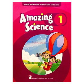 Amazing Science 1,2,3