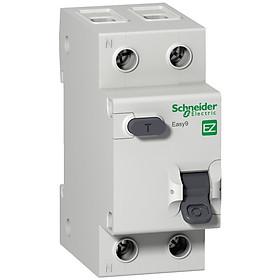 Cầu dao / Aptomat bảo vệ quá tải, ngắn mạch và chống giật Schneider RCBO Easy9 30mA