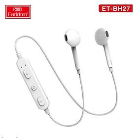 Tai Nghe Bluetooth Từ Tính, Thể Thao Chống Nước, Tích Hợp Micro, Rảnh Tay Chống Ồn Cho Điện Thoại Thông Minh - Hàng Chính Hãng