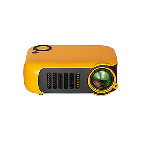 Máy Chiếu LCD Cầm Tay Mini Tại Nhà Đèn Chiếu (50,000 Giờ) (1080P)