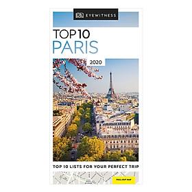 Top 10 Paris - Pocket Travel Guide (Paperback)