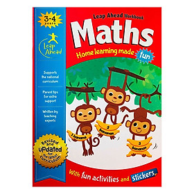Leap Ahead: 3-4 Years Maths