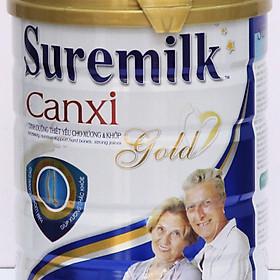 Sữa bột Suremilk Canxi Gold 900g
