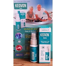 Thực phẩm bảo vệ sức khỏe Keovon Spray Vitamin K2