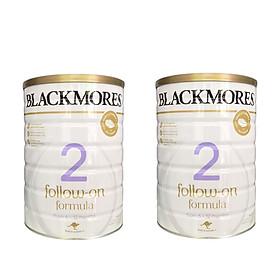 2 Hộp Sữa bột công thức Blackmores Follow-on Formula Stage 2 cho bé từ 6 đến 12 tháng tuổi (900g)