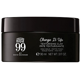 House 99 by David Beckham Change It Up Texuring Clay 80g