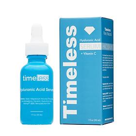 Tinh Chất cấp nước sáng da Timeless Hyaluronic Acid Vitamin C Serum