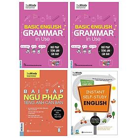 Combo Tự Học Ngữ Pháp Tiếng Anh Cho Người Bận Rộn(STH)
