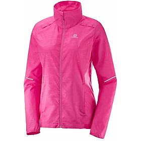 Áo Gió Thể Thao Nữ Salomon Agile Jacket W - L40120400