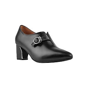 Giày Boots Nữ Ts.Milan V22951 - Đen