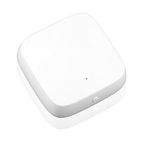 Tuya Smart Zigbee Temperature Humidity Sensor High Accuracy T&H Sensor Work with Gateway Hub Home Automation Scene